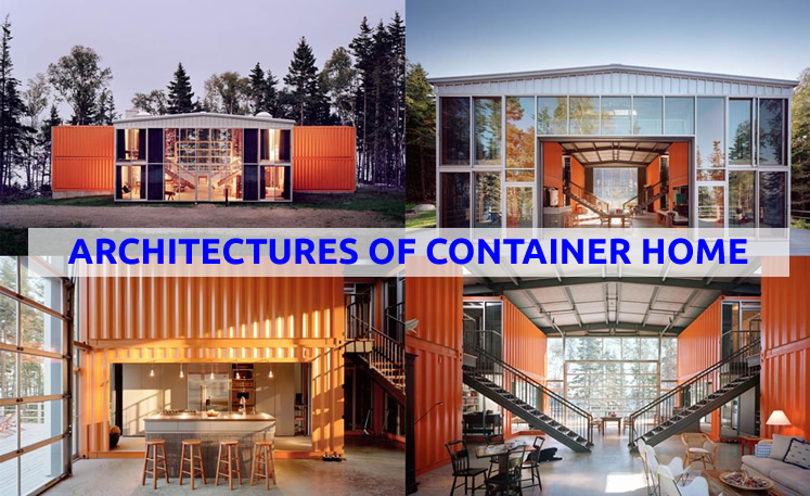 container home architecture
