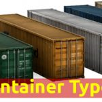 Shipping Container Types and Sizes, mostly used in container homes